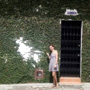 female solo travel in Cali, Colombia