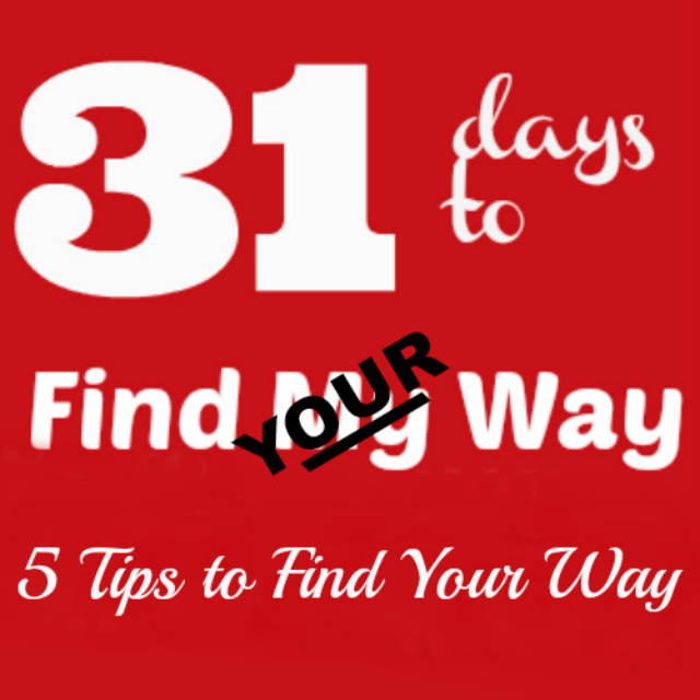 31 days to find your way 640
