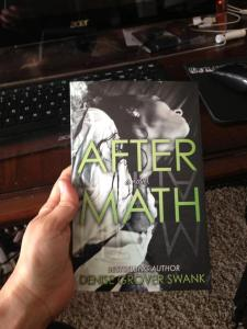 AFTER MATH PRINT BOOK