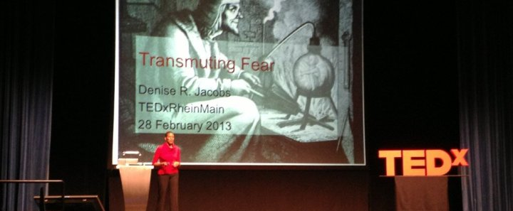 Transmuting Fear at TEDxRheinMain