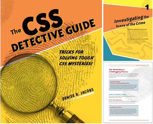 The CSS Detective Guide - Denise Jacobs