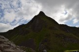 Mountain at The Giant's Causeway