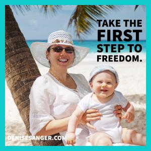 take the first step freedom sahm wahm