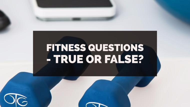 True or False? Ready to test your health IQ?