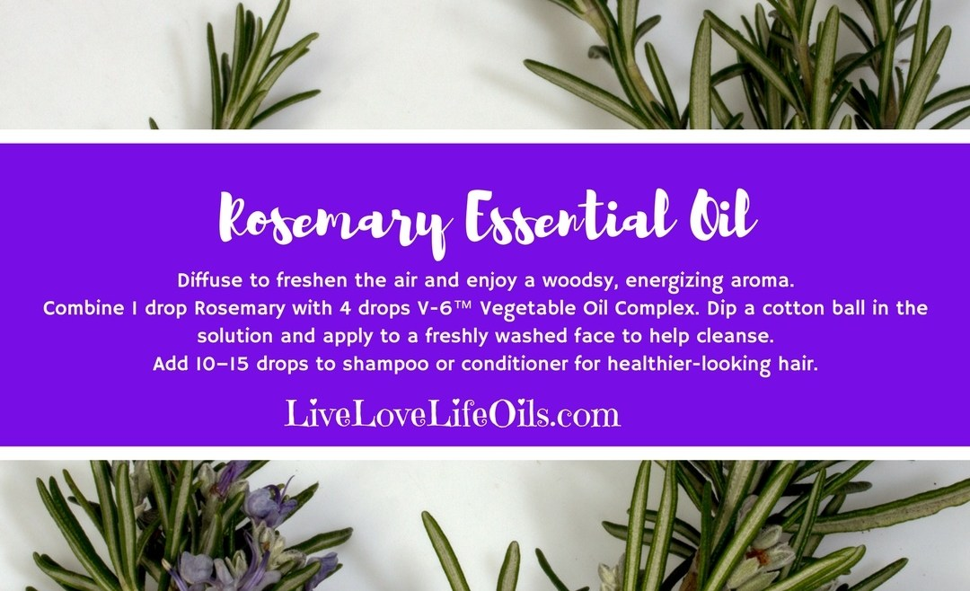 Amazing Benefits of Rosemary Essential Oil