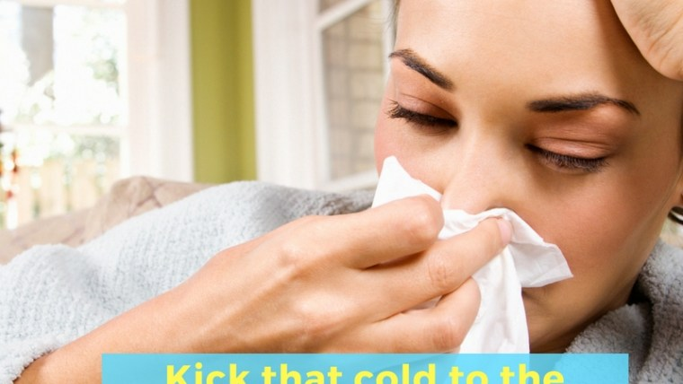 Starve a cold, feed a fever? Or is it the other way?