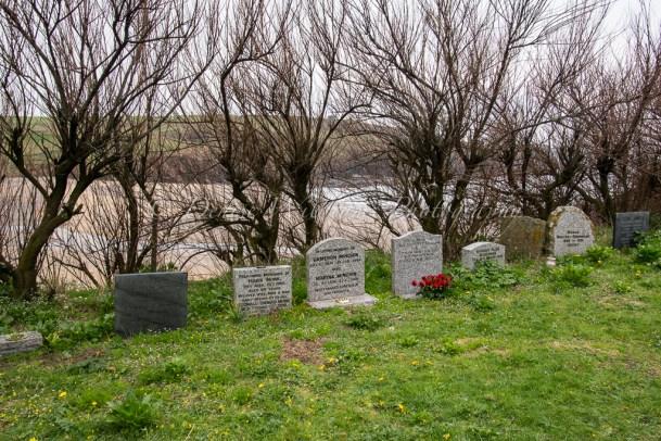 Graveyard with a view! - Gunwalloe, West Cornwall