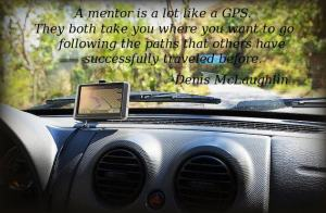 GPS and Mentor