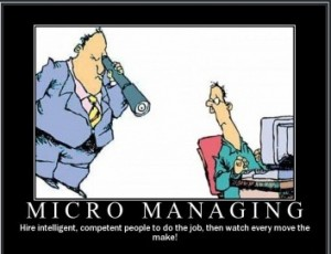 micromanager directs everything