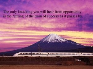 opportunity train