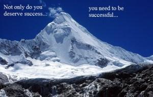 success climb