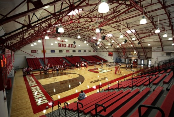 Mitchell Recreation and Athletics Center | Campus