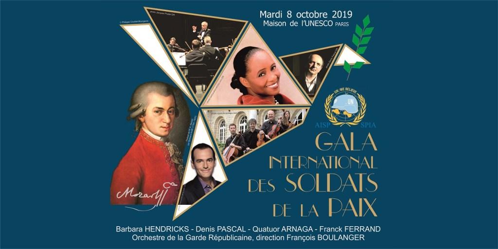 Gala International des Soldats de la Paix