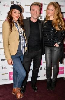 Alicia Fall, Dominic Bachy et Cyrielle Joelle