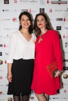 Yasmine Candau et Esther Meyniel