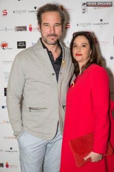 Fabrice Deville et Esther Meyniel