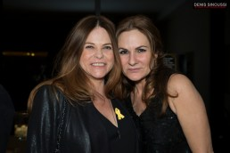 Charlotte Valandrey et Anne Mondy