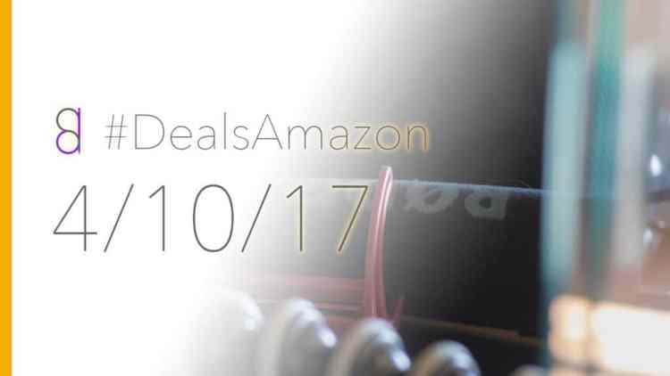 [Deals Amazon] photo et vidéo de la semaine du 4-10 1