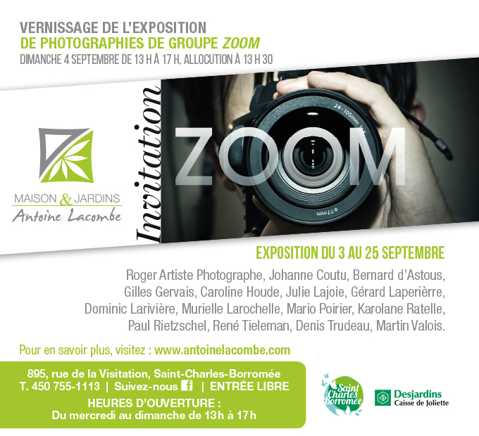 Exposition de photos collective