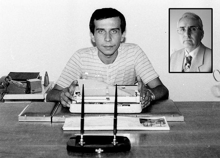 Denizli Gazeteciler Cemiyeti eski başkanı Hüsnü Okumuş hayatını kaybetti