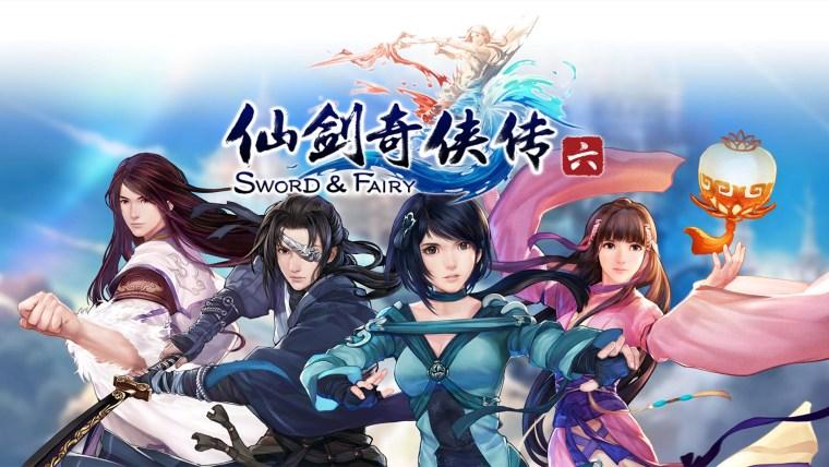 Sword & Fairy 6 banner