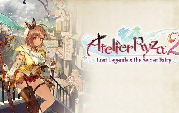 Atelier Ryza 2 banner