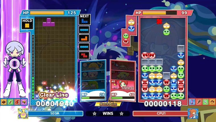 puyo puyo tetris 2 battaglia tecnica