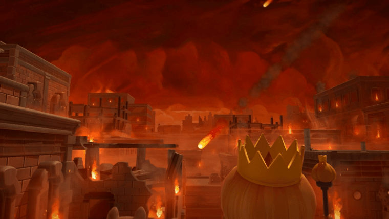fiamme in overcooked