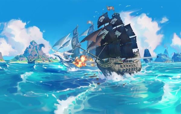 king of seas banner