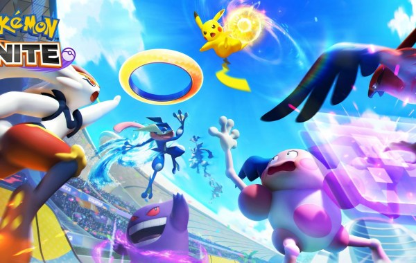 pokemon unite guida copertina