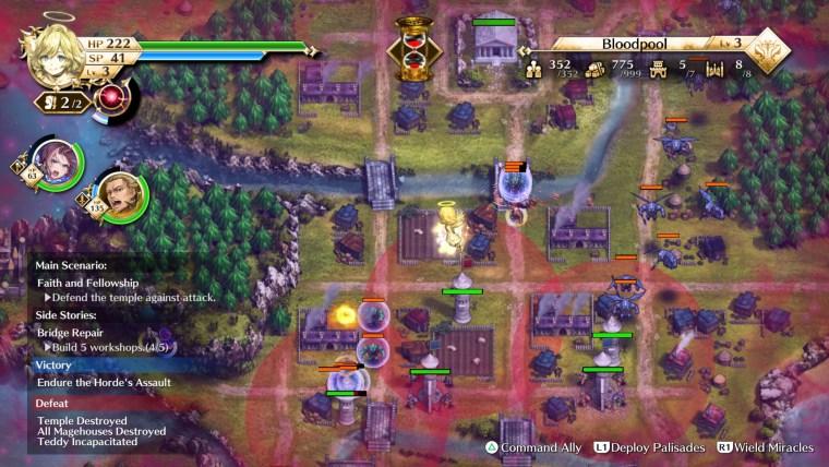 actraiser renaissance tower defense