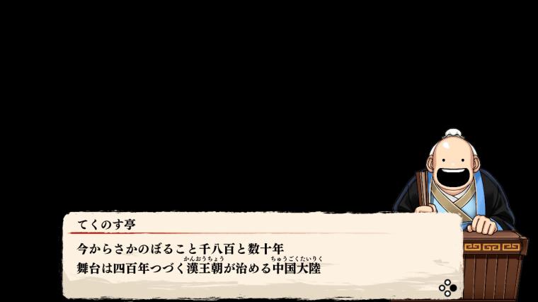 kunio-kun sangokushi testo 2021