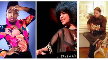 Samstag, 3.10.2020, 19 Uhr – Live-Stream: Lazara Cachao presenta: Trio Feeling Cubano