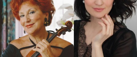 """Montag, 8. 10.2018, 20:00 Uhr – """"Klassik mit Henryka Tronek und Irina Loskova"""""""
