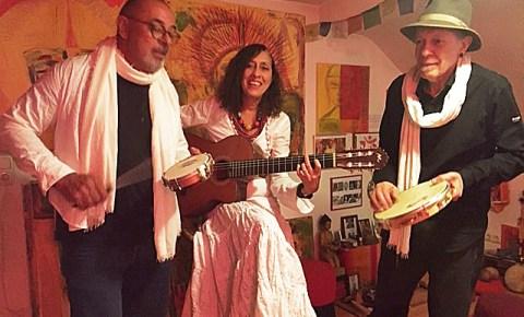 """Freitag, 1.2.2019, 20:00 Uhr – """"Tina Freitas"""" – brasilianische Rhythmen"""