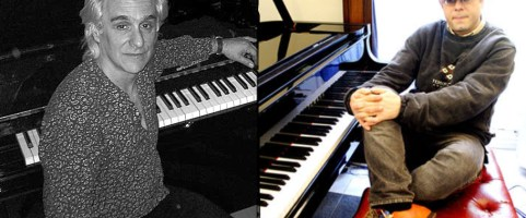 Freitag, 26.4.2019, 20:00 Uhr – Daniel Adoue und Mariano Díaz – Tango meets Jazz an 2 Klavieren