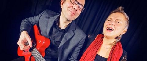 Freitag, 17.1.2020, 20:00 Uhr – Bepler & Mayer-Jazzduo