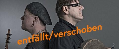 Samstag 9.11.2019, 20:00 Uhr – Steinbach – Bozem ist verschoben