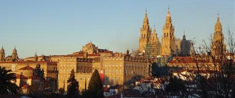 Dienstag, 8.10.2019, 20:00 Uhr – Aus der Reihe Orient – Okzident   Santiago de Compostela