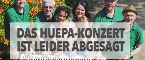 "Freitag, 13.3.2020, 20:00 Uhr – ""primavera latina"" mit HUEPA IST LEIDER ABGESAGT"