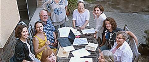 Samstag, 9.11.2019, 15-17 Uhr  – Lesung: Literaturclub der Frauen aus aller Welt