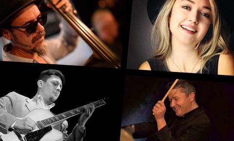 """Freitag, 14.12.2018, 20:00 Uhr – """"Jazz zum genießen: Katia Shostak und Band"""""""