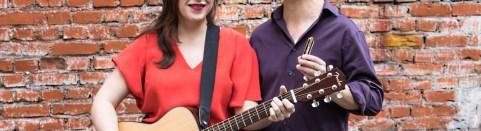 Samstag, 1.6.2019, 20:00 Uhr –  Rosalie & Tillmann – Folk – Blues – Country