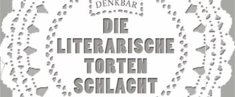 Sonntag, 8.12.2019 – 15-17 Uhr – 10. Literarische Tortenschlacht
