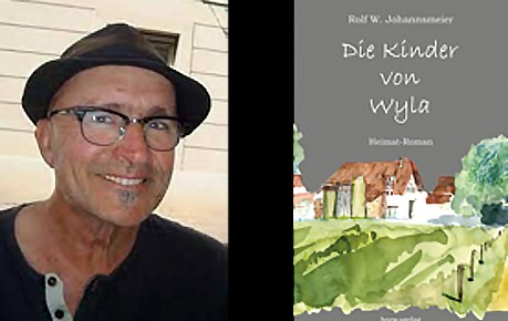 """Sonntag, 7. 10.2018, 20:00 Uhr – Rolf W. Johannsmeier liest """"Die Kinder von Wyla"""""""