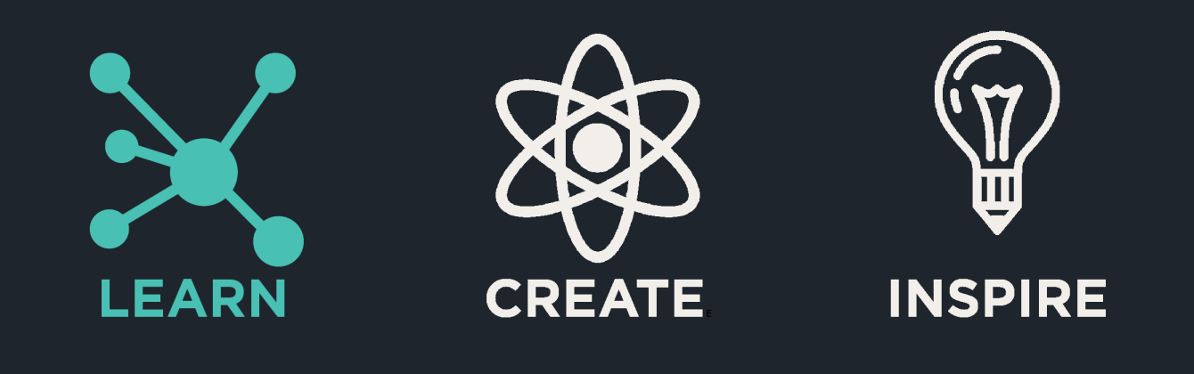 LEARN.create.inspire.