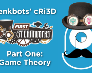 denkbots' cRi3D Part One: Game Theory
