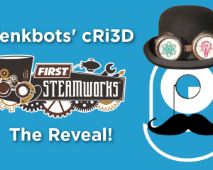 denkbots' cRi3D The Reveal