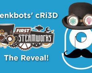denkbots' cRi3D The Reveal