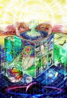 matrix Encased in DNA